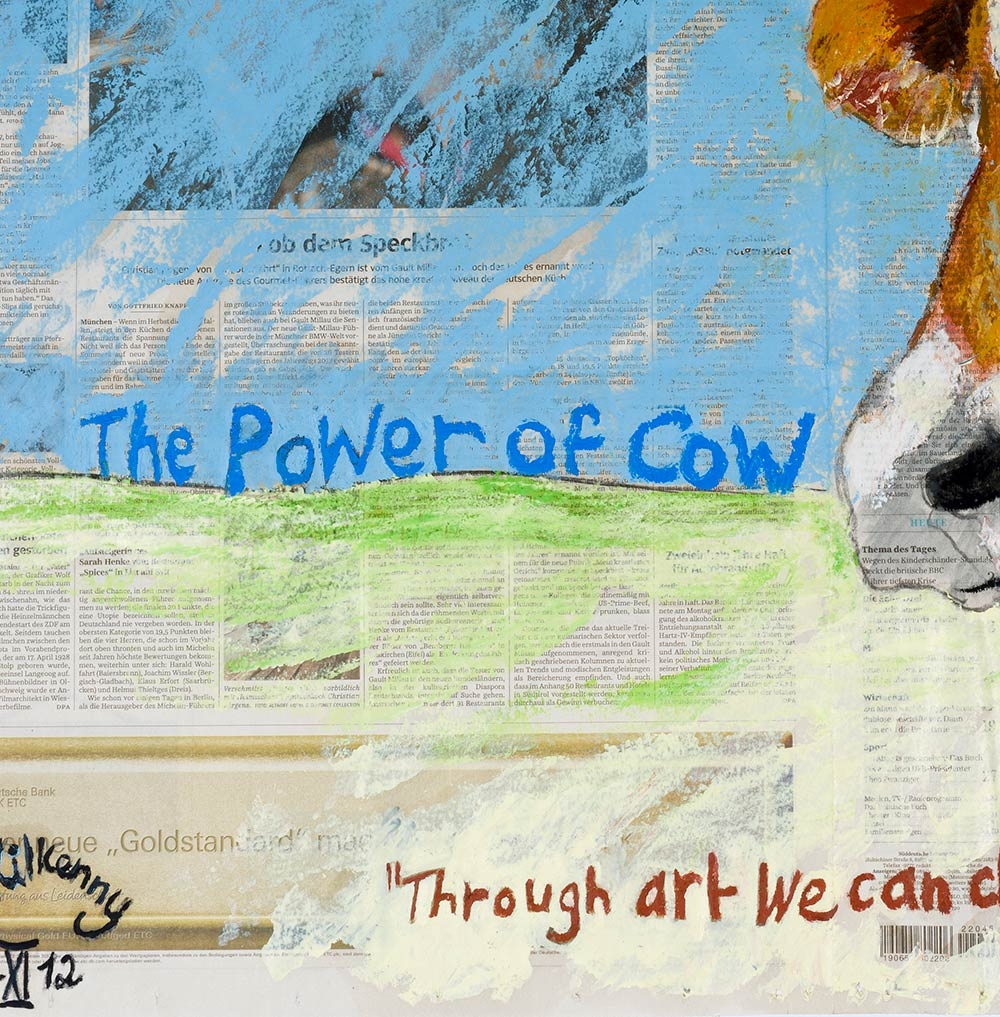 """The Power of Cow""